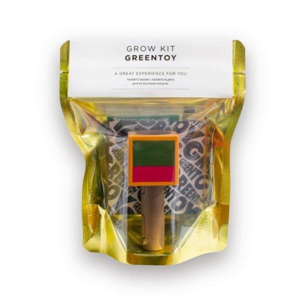画像1: 【新パッケージ】グリーントイ・ウィルキンソン(プチトマトのたね付き) (1)