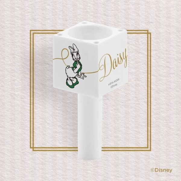 画像1: Disney/グリーントイ<デイジーダック>(四季なりいちごのたね付き) (1)